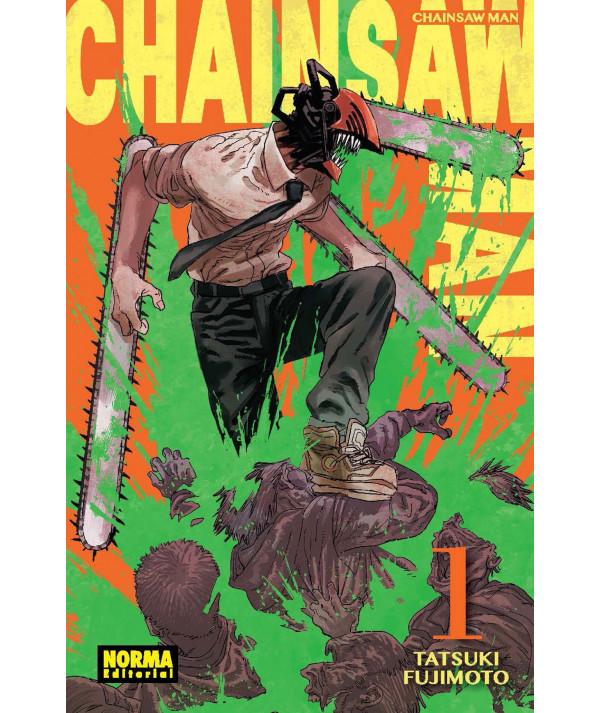 CHAINSAW MAN 1 Comic y Manga