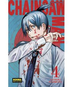 CHAINSAW MAN 4 Comic y Manga