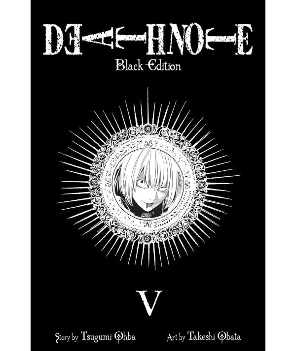 DEATH NOTE BLACK EDITION 5 Comic y Manga
