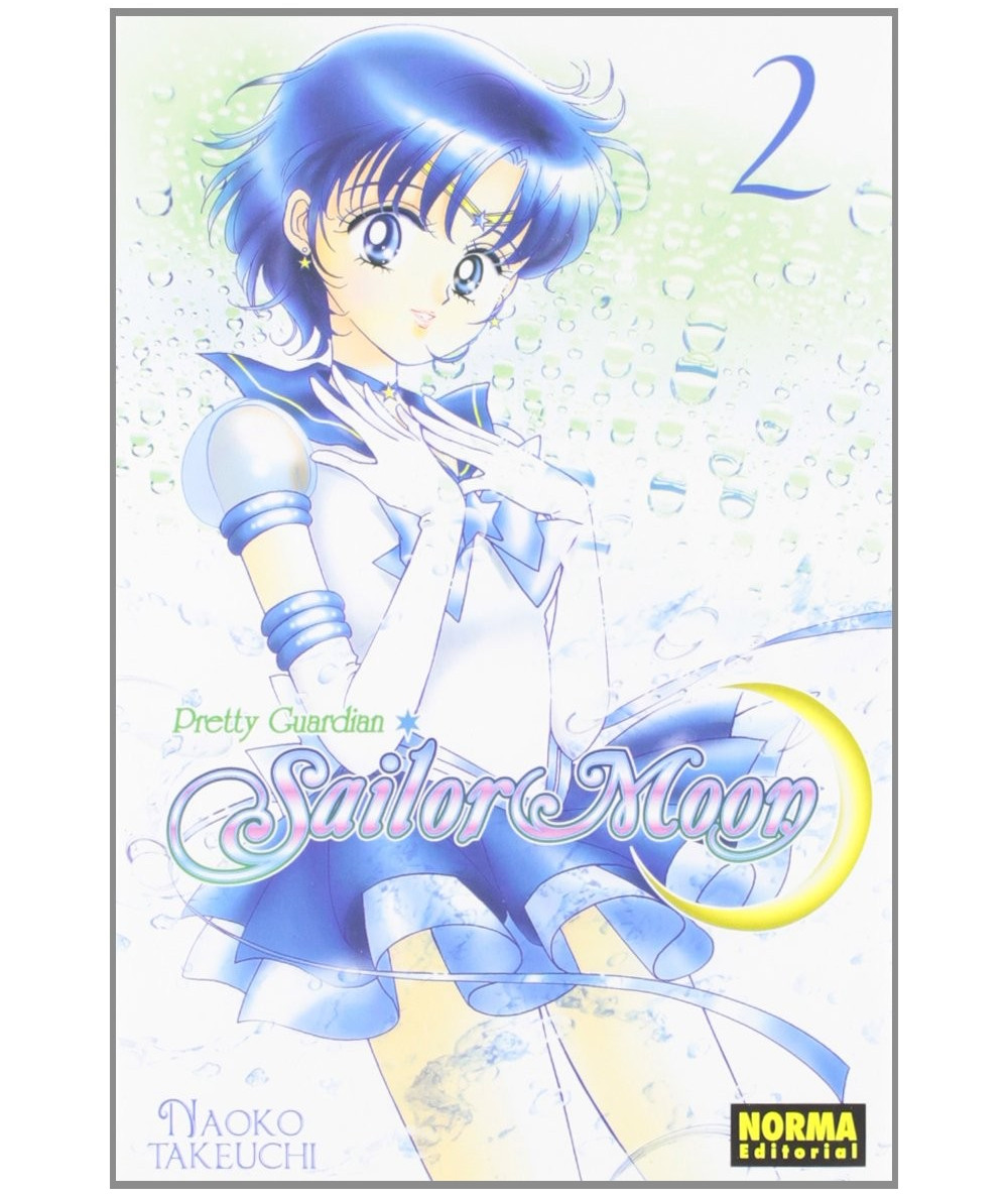 2. Sailor Moon Comic y Manga