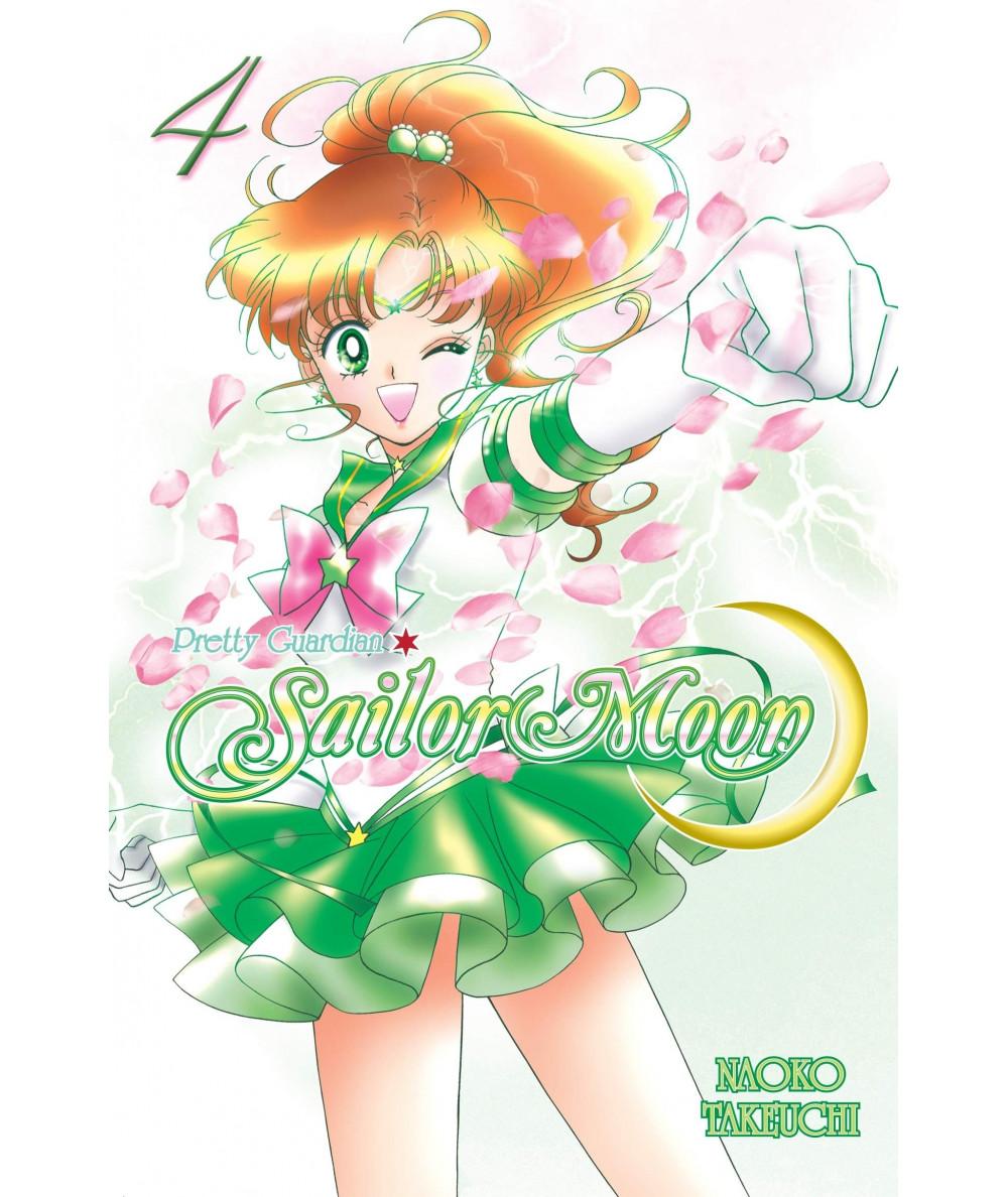 4. Sailor Moon Comic y Manga
