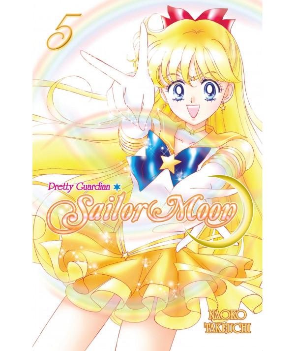 5. Sailor Moon Comic y Manga