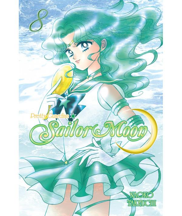 8. Sailor Moon Comic y Manga
