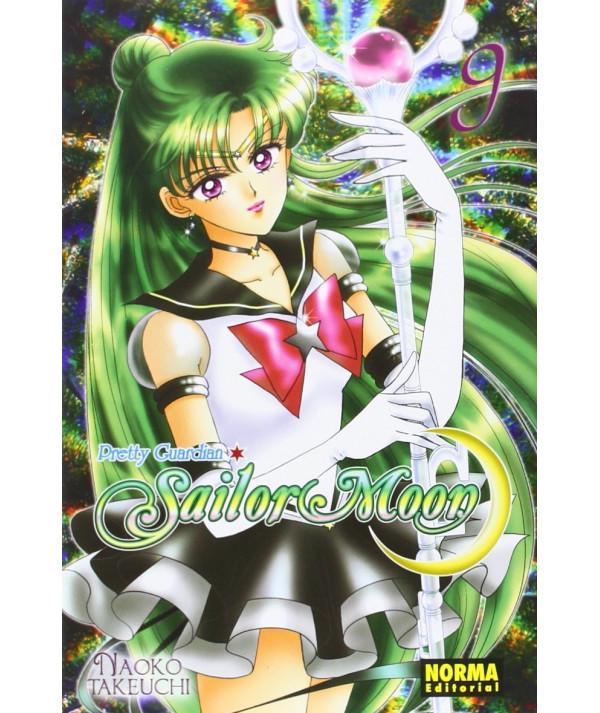 9. Sailor Moon Comic y Manga