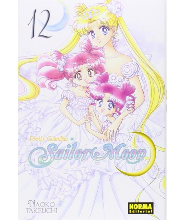 12. Sailor Moon Comic y Manga