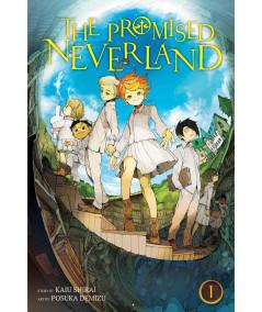 THE PROMISED NEVERLAND 1 Comic y Manga