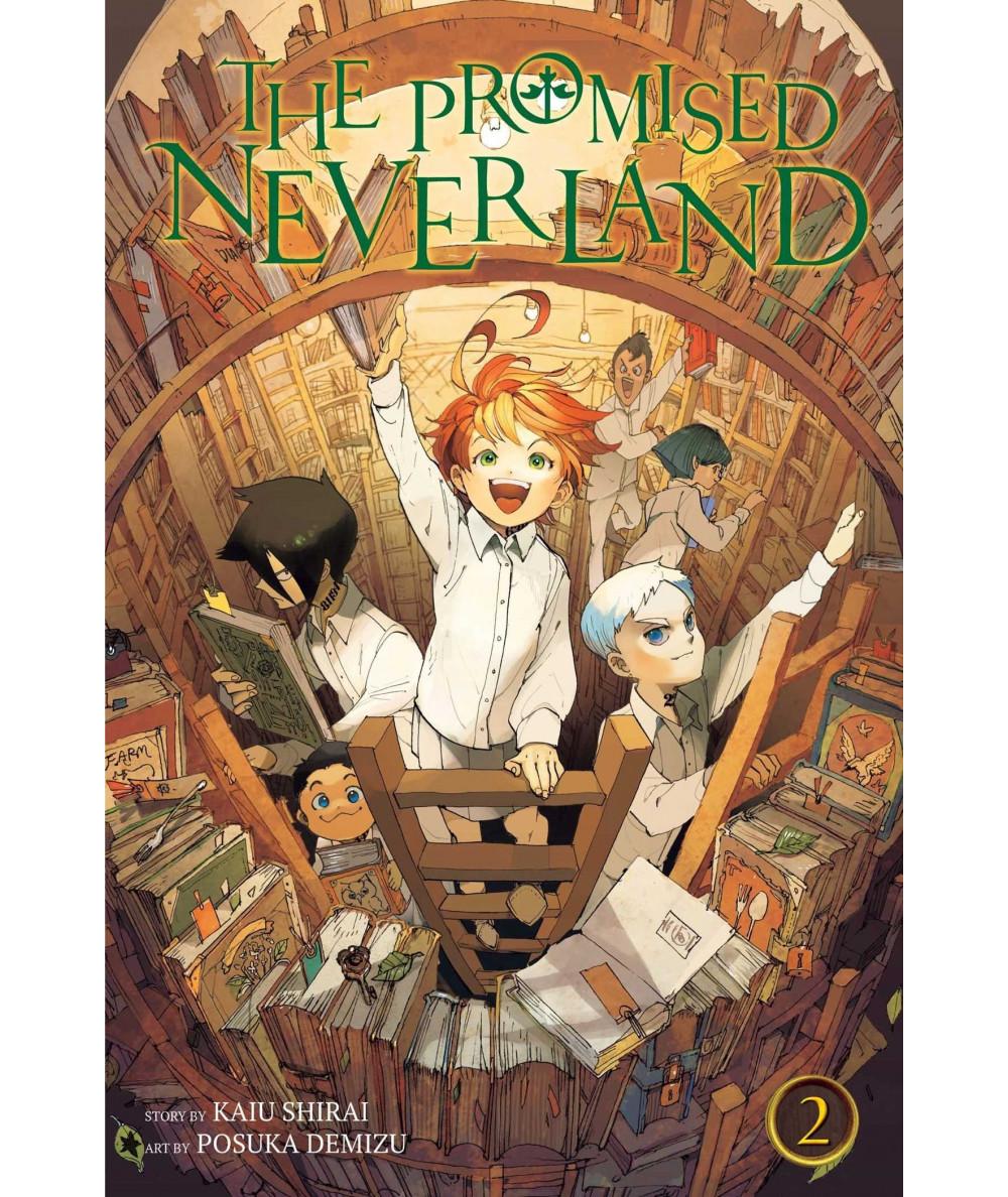 THE PROMISED NEVERLAND 2 Comic y Manga