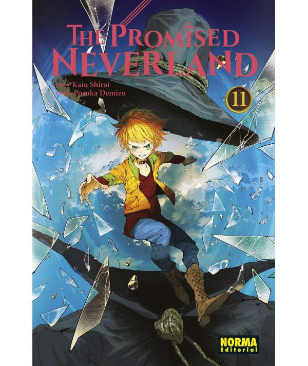 THE PROMISED NEVERLAND 11 Comic y Manga