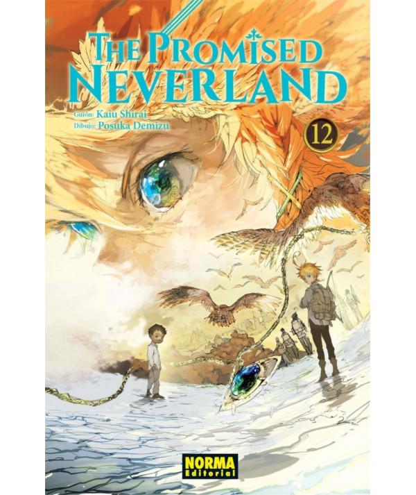 THE PROMISED NEVERLAND 12 Comic y Manga