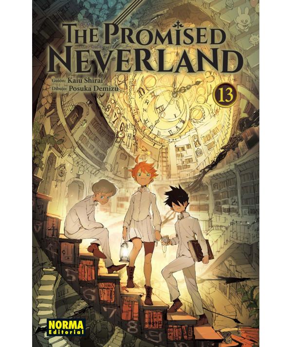 THE PROMISED NEVERLAND 13 Comic y Manga