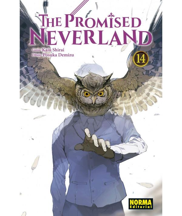 THE PROMISED NEVERLAND 14 Comic y Manga