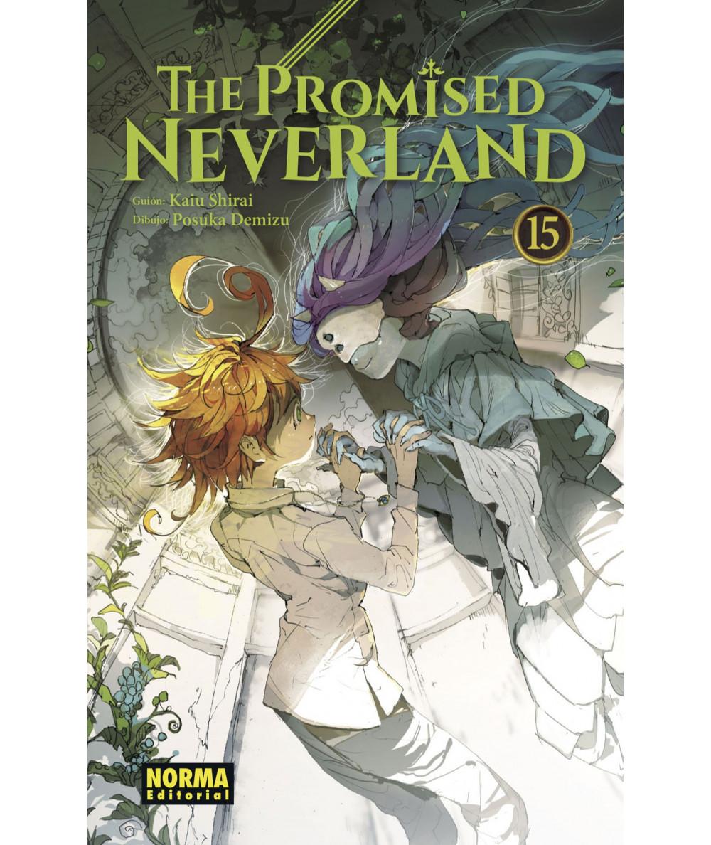 THE PROMISED NEVERLAND 15 Comic y Manga