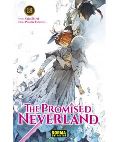 THE PROMISED NEVERLAND 18 Comic y Manga
