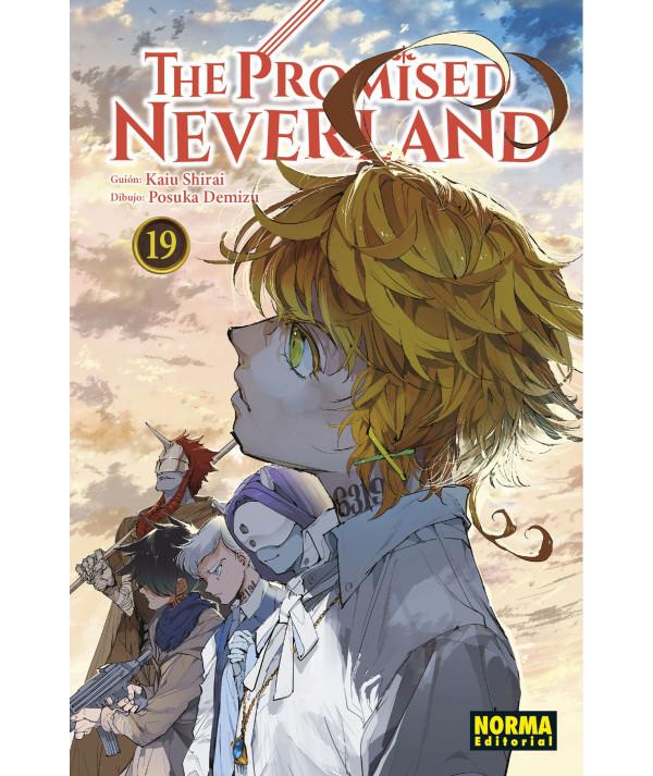 THE PROMISED NEVERLAND 19 Comic y Manga