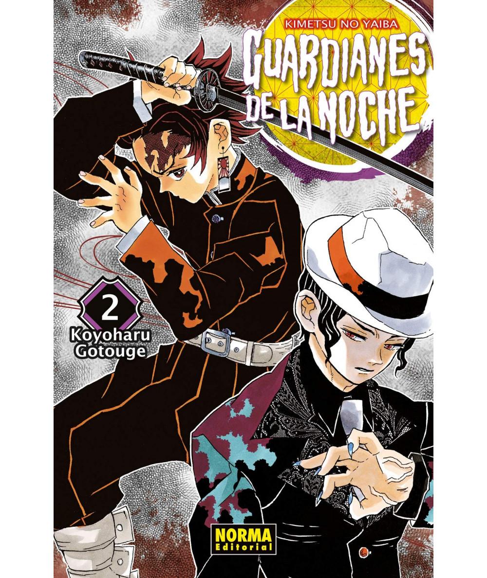 GUARDIANES DE LA NOCHE 2 Comic y Manga