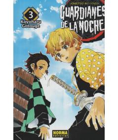 GUARDIANES DE LA NOCHE 3 Comic y Manga