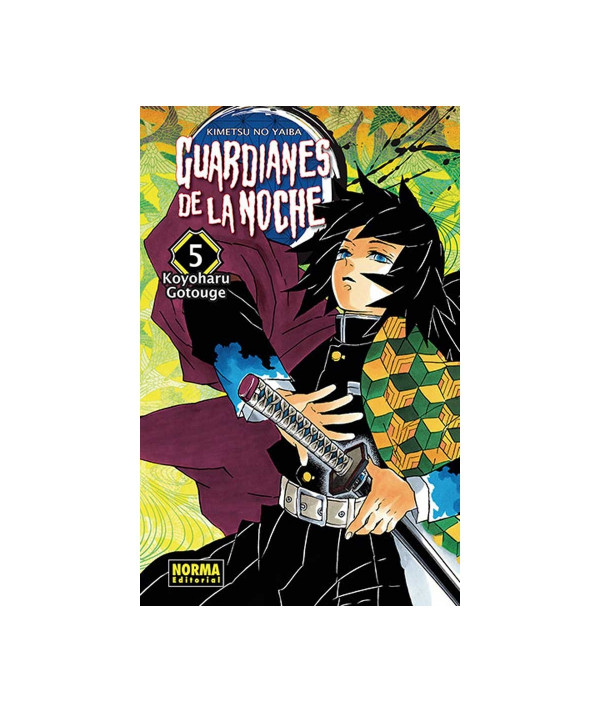 GUARDIANES DE LA NOCHE 5 Comic y Manga