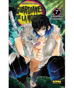 GUARDIANES DE LA NOCHE 7 Comic y Manga