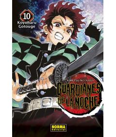 GUARDIANES DE LA NOCHE 10 Comic y Manga