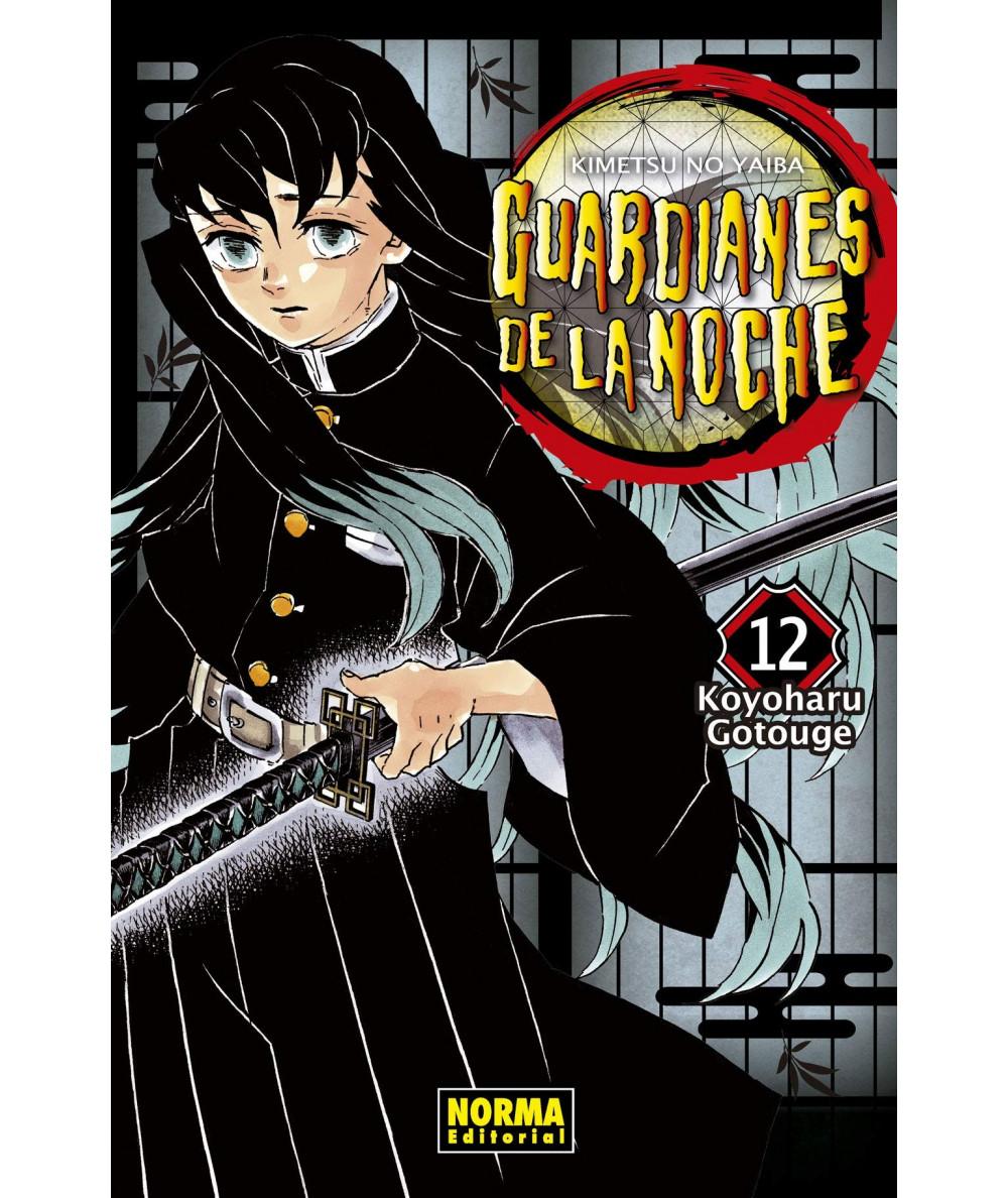 GUARDIANES DE LA NOCHE 12 Comic y Manga