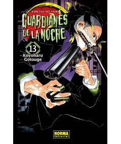 GUARDIANES DE LA NOCHE 13 Comic y Manga