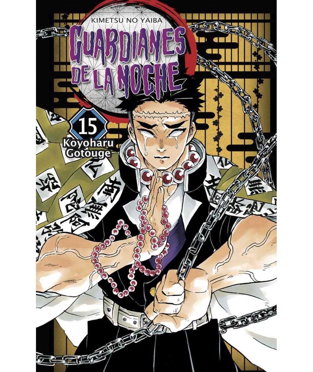 GUARDIANES DE LA NOCHE 15 Comic y Manga