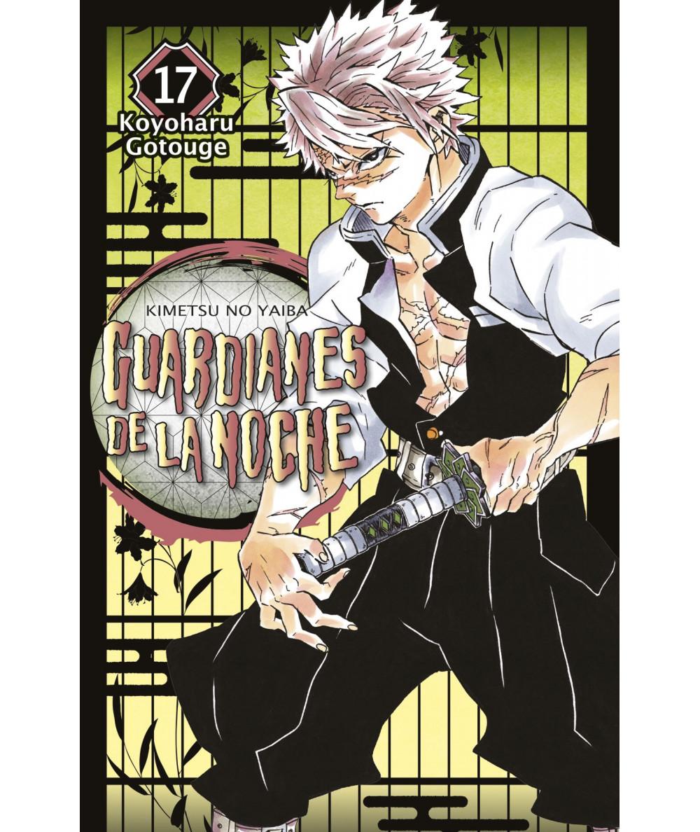 GUARDIANES DE LA NOCHE 17 Comic y Manga