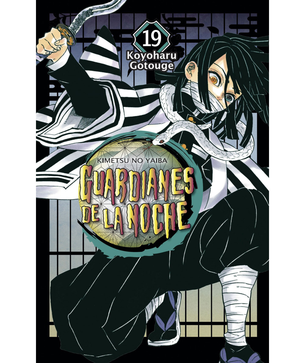 GUARDIANES DE LA NOCHE 19 Comic y Manga