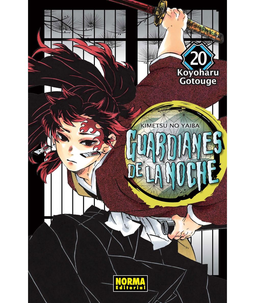 GUARDIANES DE LA NOCHE 20 Comic y Manga
