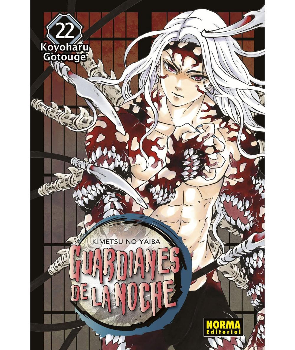 GUARDIANES DE LA NOCHE 22 Comic y Manga