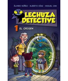 LECHUZA DETECTIVE 1: EL ORIGEN Infantil