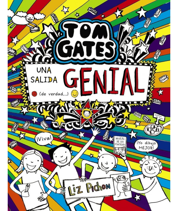 TOM GATES: Una salida genial (de verdad...) Infantil