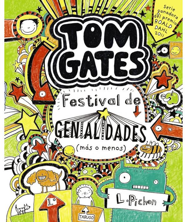 TOM GATES: Festival de genialidades (mas o menos) Infantil