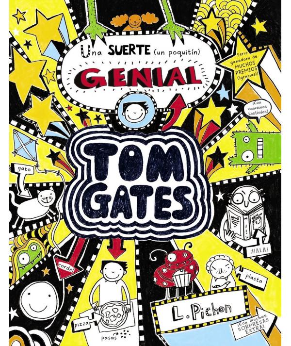 TOM GATES: Una suerte (un poquitín) genial Infantil