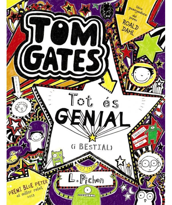 TOM GATES: Todo es genial (y bestial) Infantil