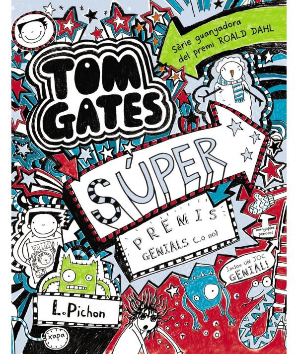 TOM GATES: Súper premios geniales (... o no) Infantil