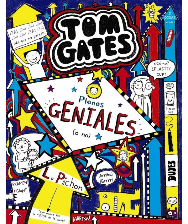 TOM GATES: Planes geniales (o no) Infantil