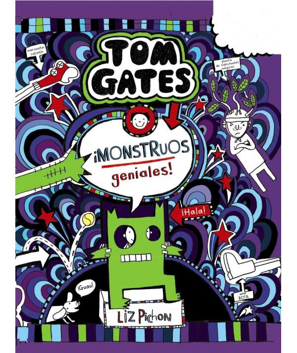 TOM GATES: ¡MONSTRUOS GENIALES! Infantil