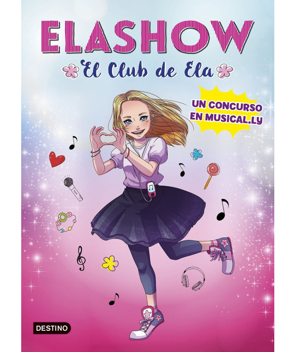 ELASHOW. UN CONCURSO MUSICAL Infantil