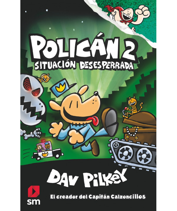 POLICÁN 2: SITUACIÓN DESESPERRADA Infantil