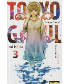 TOKYO GHOUL 3 Comic y Manga