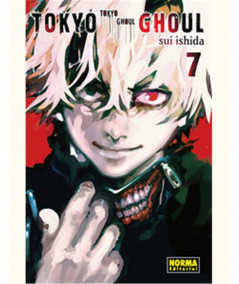 TOKYO GHOUL 7 Comic y Manga