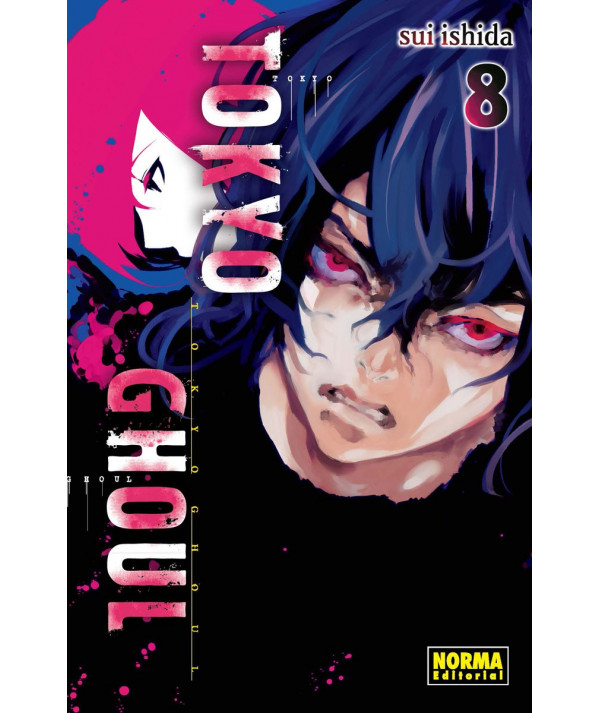 TOKYO GHOUL 8 Comic y Manga