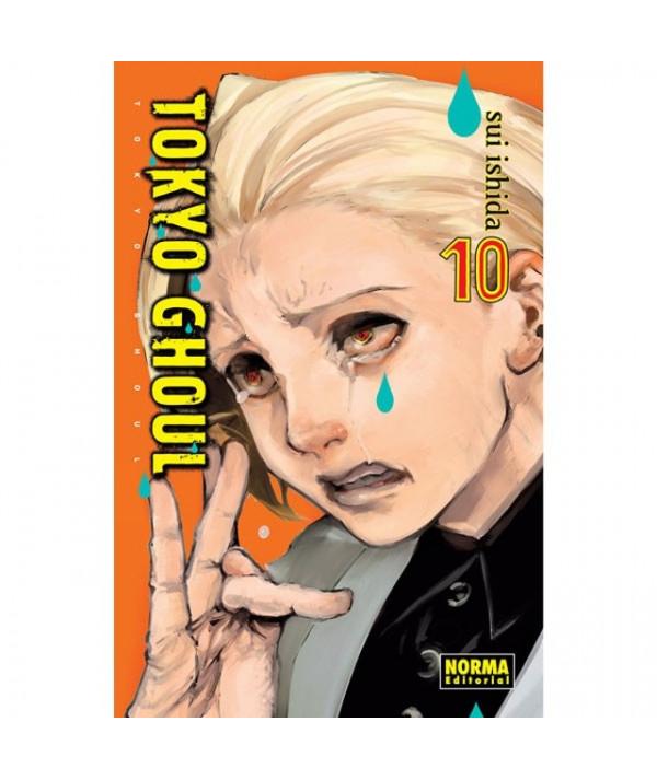 TOKYO GHOUL 10 Comic y Manga