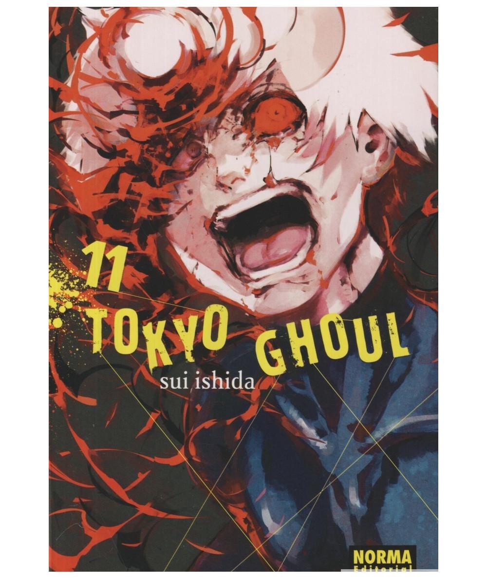 TOKYO GHOUL 11 Comic y Manga