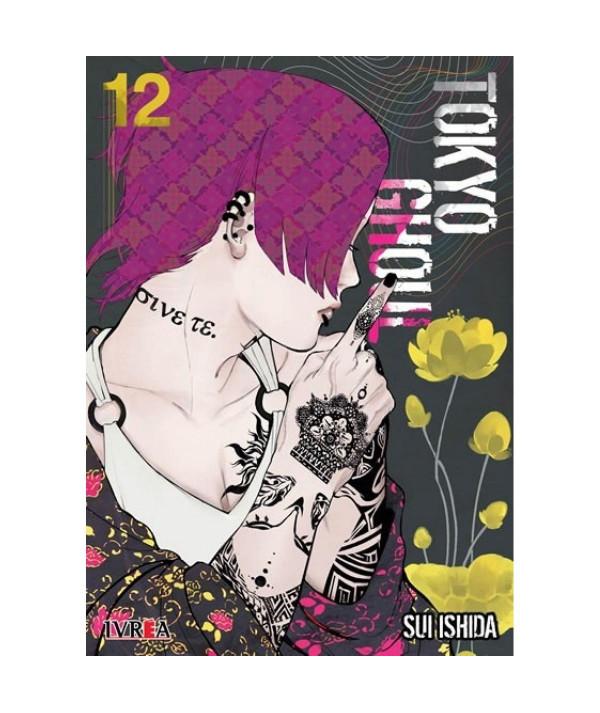 TOKYO GHOUL 12 Comic y Manga