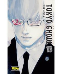 TOKYO GHOUL 13 Comic y Manga