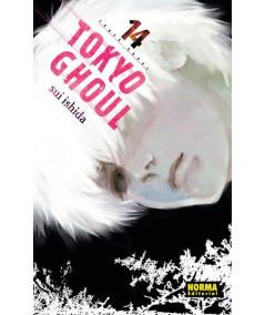 TOKYO GHOUL 14 Comic y Manga