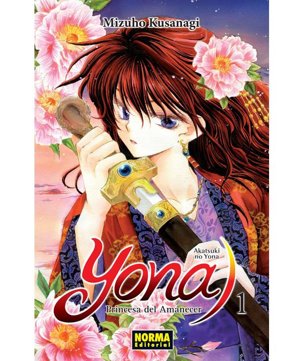 YONA, PRINCESA DEL AMANECER 1 Comic y Manga