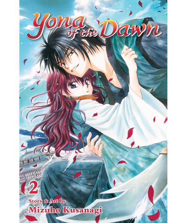 YONA, PRINCESA DEL AMANECER 2 Comic y Manga